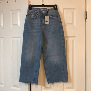 Topshop Moro Crop Jeans Petite NWT